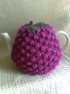 Raspberry Tea Cosy