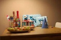 Je tu párty! Šmoulí párty! | Attic - design studio