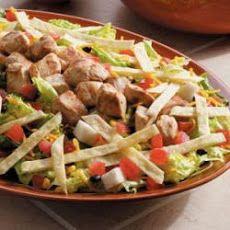 Southwestern Chicken Salad III Recipe