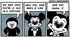 SAFELY ENDANGERED - Disneyland