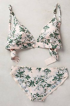 Stella McCartney Blushed Blossom Bikini
