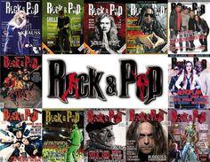 Rock & Pop Magazine