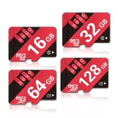 AEGO Micro Sd 32GB Flash Memory Card 600X 8GB 64GB 128GB SDXC Class10 16GB UHS-1 High Speed TF Card For Smartphone Tablet  Pad //Price: $6.55//     #onlineshop