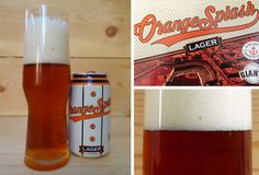 Anchor Brewing - Orange Splash Lager