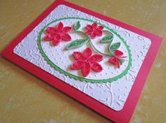 Paper Quilling Happy Birthday Card/ Quilled by DreamsByTheRiver, $5.50
