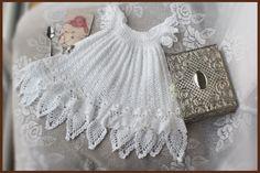 Celestial Christening Gown