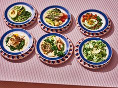 6 Easy, Delicious, Nutrient-Rich One-Bowl Meals | Keirnan Monaghan and Theo Vamvounakis. Food Styling by Maggie Ruggiero | From WIRED.com