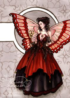 QUEEN  MAB  Archives @ Selina Fenech – Fairy Art and Fantasy Art Gallery