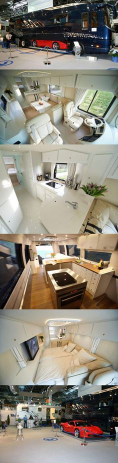 never thought i would want a motor home until i saw this!