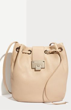 Jimmy Choo crossbody Great size and a great going out bag.
