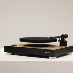 En lo más fffres.co: Escucha música en levitación: El futuro de los tocadiscos está en… #Design #música #tocadiscos #plato #levitación