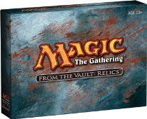 Magic From the Vault: Relics - yes.. got this when it was only $30 hehehe but now its like $130! wtf