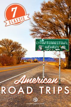Your guide to the 7 most essential American road trips. hmmm <3 Road Trips!