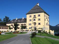 Schloss Fuschl Sissi Film, Kaiser Franz, Austria, Mansions, Public Domain, House Styles, Home Decor, Movie, Pictures