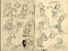 Mickey sketchs                                                                                                                                                                                 Más