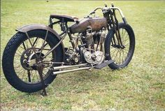 1924 2 CAM FACTORY ROAD RACER