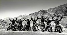 Sounds like an incredible adventure -- Royal Enfield Motorcycle Tour: India, Himalaya, Ladakh