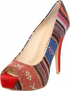 80c11da54321  Shoes - Chinese Laundry Women s Hotness R Platform Pump - List Price    59.95 -