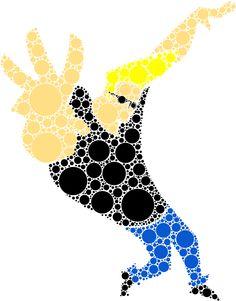 Johnny Bravo Johnny Bravo, Kids Shows, Animation Film, My Dad, Childhood Memories, Circles, Old School, Giraffe, Minimal