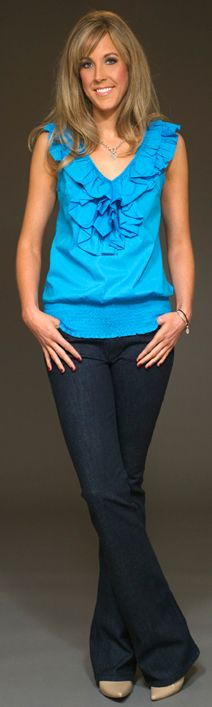 Jeans and yoga pants designed for tall girls by tall girls! Gonna have to try to get my hands on a few pairs!