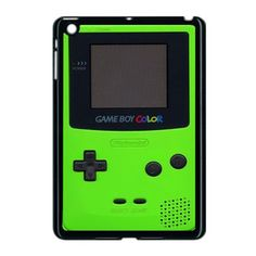 NEW Game Boy Color Green iPad Mini Hard Case Cover Cool Game Boy Color