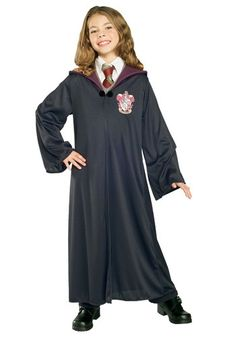 Child Hermione Granger Costume - Kid's Hermione Costumes