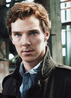 """Benedict Cumberbatch on The Last Enemy"" Oh. Oh dang."