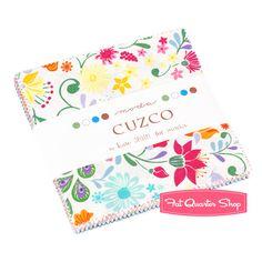 Cuzco Charm Pack Kate Spain for Moda Fabrics