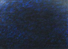 """Winfred Gaul: """"Ohne Titel"""", 1960"""