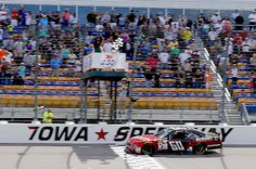 Chris Buescher and all but one driver battling at the front of the pack yearned for one last caution. The lone exception?  Chase Elliott, who, fully fueled, had powered to a commanding lead and near-certain win in Sunday's NASCAR XFINITY Series 3M 250 at Iowa Speedway. RACER.com