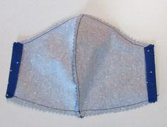 Dust - mouth protection: two variants for a colorful dust protection for the face: washable and sustainable! - Dust – mouth protection: two variants for a colorful dust protection for the face: washable and s - Sewing Projects, Diy Projects, Homemade Mask, Cotton Bag, Textiles, Needlework, Diy And Crafts, Creations, Cross Stitch