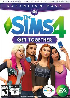 This product requires you to have The Sims 4 base game activated on your Origin account in order to play. Get together with Clubs in The Sims 4 Ge Sims Pc Game, Sims Games, Maxis, Sims 4 Get Together, Instant Gaming, Playstation, Noma Bar, Pelo Sims, Ladder