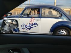 Fully Loaded. Headed to #DodgersST in style: pic.twitter.com/3AKCKY85yz Let's Go Dodgers, Dodgers Baseball, Dodgers Party, Jackie Robinson, Dodger Stadium, Dodger Blue, Home Team, National League, Texas Rangers
