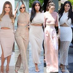 Nude co ords, khloé kardashian, kylie jenner, kim kardashian, kendall jenner, kourtney kardashian, suede, two pieces