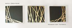 tape art project