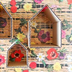 Carboard houses - www.hipaholic.nl