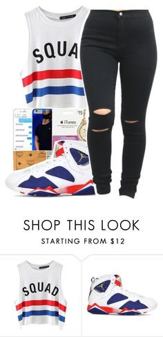 """""""Birthday in 2 days"""" by maiyaxbabyyy ❤ liked on Polyvore featuring Chicnova Fashion and NIKE"""