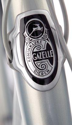 Gazelle badge