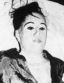 """Carl Tanzler or sometimes Count Carl von Cosel  was a German-born radiologist in Key West, Florida who developed a morbid obsession for a young Cuban-American tuberculosis patient, Elena Milagro """"Helen"""" de Hoyos  that carried on well after the disease had caused her death.  In 1933, almost two years after her death, Tanzler removed Hoyos's body from its tomb, and lived with the corpse at his home for seven years until its discovery by Hoyos's relatives and authorities in 1940"""
