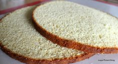 Use it to make layer cakes and cakes with fondant. Danish Dream cake - amazingly soft and spongy White Sponge Cake Recipe, Sponge Cake Recipes, Dream Cake, Food Cakes, Sugar Flowers, Danish, Bread, Baking, Desserts