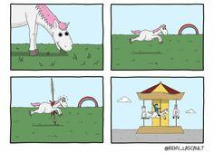 ČERNÝ HUMOR trochu jinak! 20 obrázků, které vás ROZESMĚJÍ. - TYČÍČO.cz Stupid Jokes, Funny Jokes, Witty Comics, Dark Sense Of Humor, Dark Jokes, Funny Caricatures, French Art, Bored Panda, Comic Artist