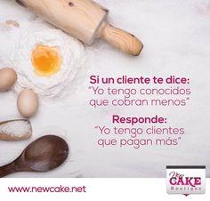Con amabilidad, si...... www.newcake.net