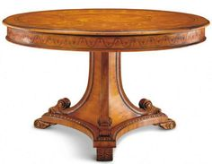 Totally lusting for Ebanista's San Marino dining table right now!!