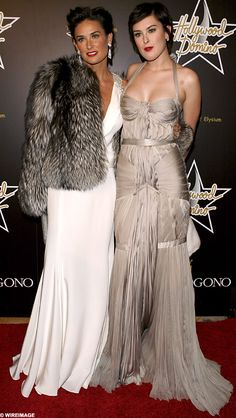 Inspiration Monday: Celebrity Mother Daughter Duos
