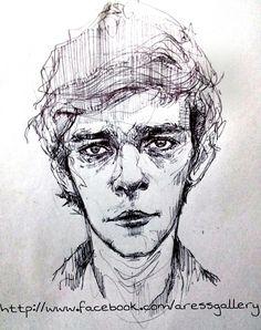"Ben whishaw. His short film ""Love&Hate"""