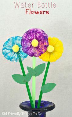 water-bottle-flowers-1.jpg (735×1190)