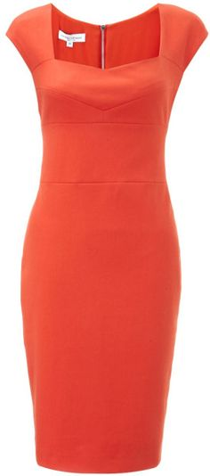 Love this: Cotton Pencil Dress @Lyst