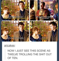 Doctor Who | The Fires of Pompeii