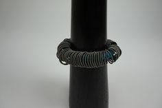 Lousje & Bean's new unique Canadian Made Jewelry line....Ruby.... Available here: http://www.lousjeandbean.ca/bracelets/ #canadianmade #funckybracelets #uniquejewerly #lousjeandbean #boutique #stretchybracelet #turquoise