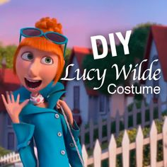 Create your own Lucy Wilde Halloween costume #halloween #halloweencostume